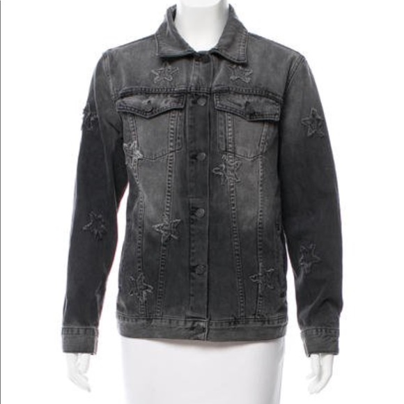 Rails Jackets & Blazers - Knox Star Denim Jacket Black